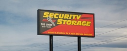 Security Storage - Helena - 3425 Allied Drive