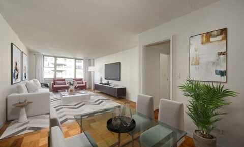 Apartments Near MCNY MURRAY HILL MANOR - Top Luxury Flex 2 Bedroom Apt. 24 Hr Doorman bldg w/Roof Deck, Attended Garage. Pet Friendly. No Fee. for Metropolitan College of New York Students in New York, NY
