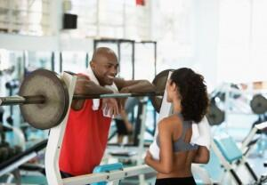 Is the gym a good place to meet girls