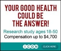 Your good health could be the answer!