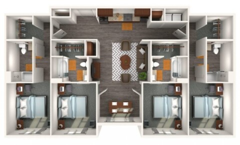 Sublets Near Epoch Luxury Flat--first 2 months rent free