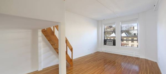 Ideal Greenwich Village location! Oversized Studio Loft at The Villager. NO FEE, OPEN HOUSE SAT 11-5