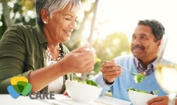 CARE: Nutrition in Ageing