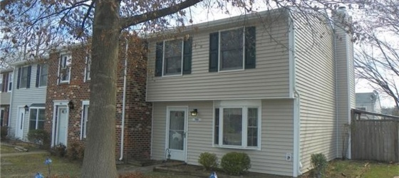 Townhouse in North Chesterfield