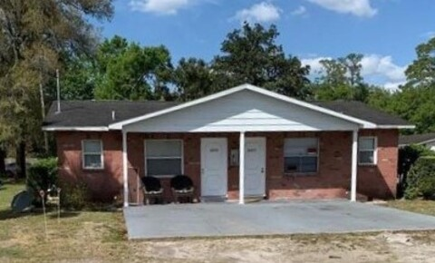 Houses Near St. Leo Cute 1bed/1bath duplex in Zephyrhills for Saint Leo University Students in Saint Leo, FL