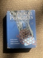 UCLA For Sale & Free Chemical Principles: The Quest for Insight (7th Edition) for UCLA Students in Los Angeles, CA