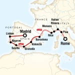 Rome to Madrid on a Shoestring