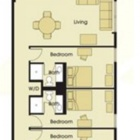 Stadium View apartments 1 bedroom/bathroom for sale