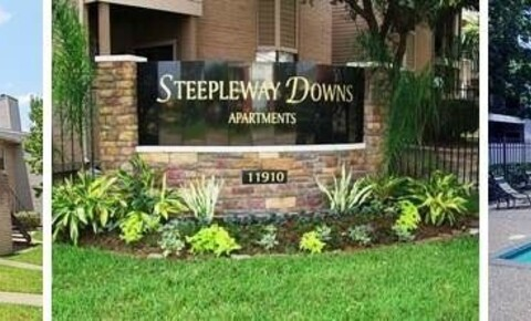 Apartments Near Strayer University-Northwest Houston Steepleway Downs for Strayer University-Northwest Houston Students in Houston, TX