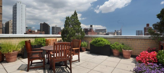 HABITAT - 154 E. 29, Large 1 Bedroom/Flex 2. PT Doorman, Amazing Landscaped Roof Deck - NO FEE! OPEN HOUSE SAT & SUN 11-5