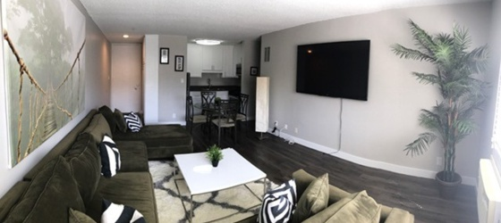PREMIUM LOCATION TO UCLA FURNISHED APARTMENT INCLUDING CABLE + WIFI FALL SCHOOL YEAR!