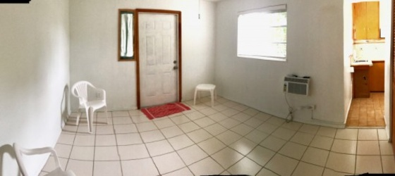 Studio Apartment for Rent in Miami Near FIU