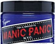 My Review of Manic Panic Semi-Permanent Hair Dye