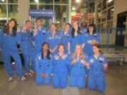 Ever wonder what it's like to go to Space Camp?